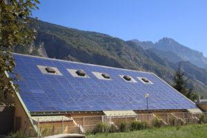 SOREA Photovoltaique Chaudannes Saint-Jean-de-Maurienne