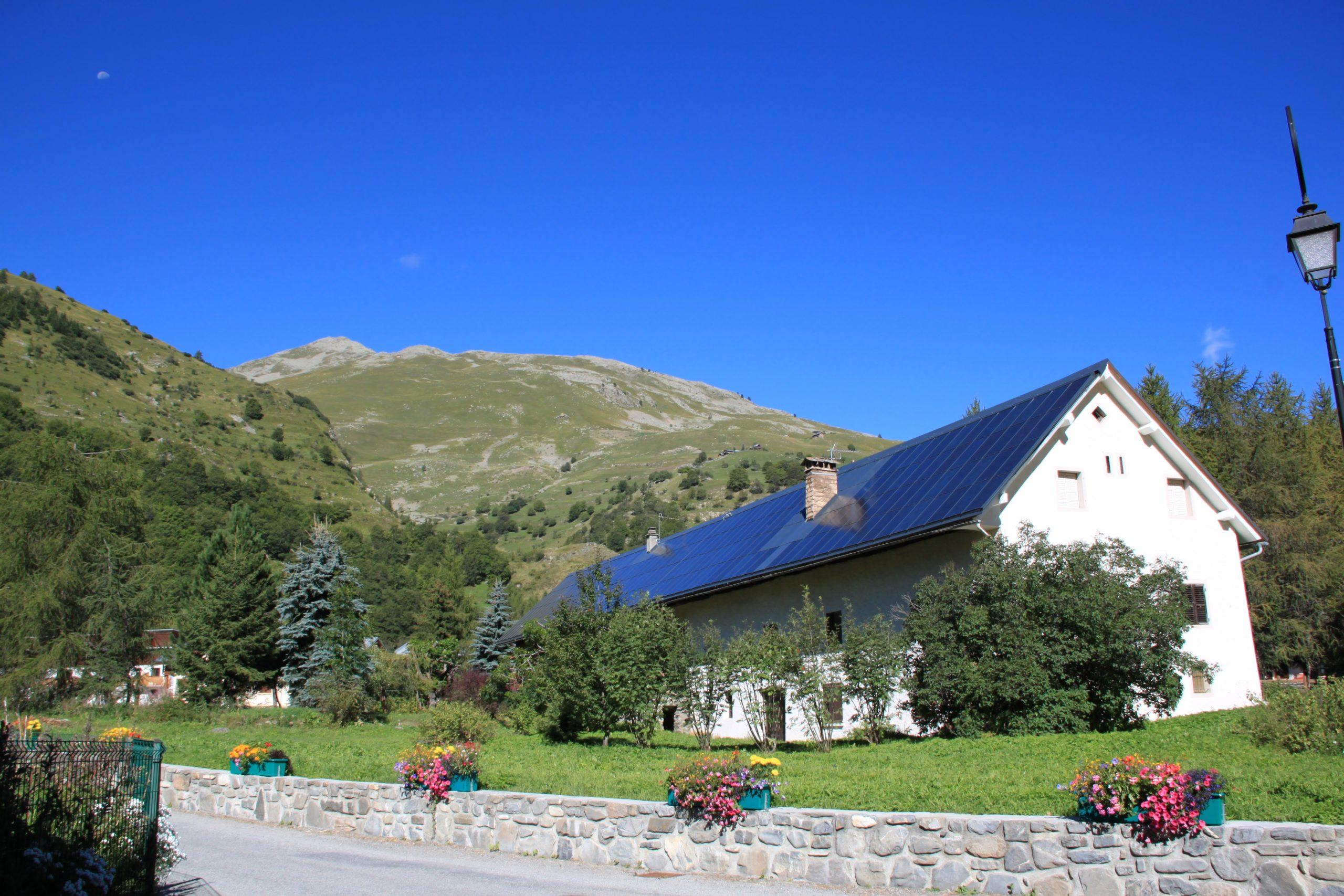 SOREA Photovoltaique valloire