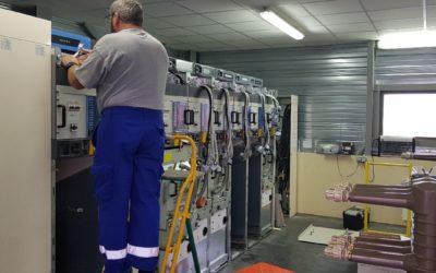 Augmentation de la capacité et rénovation du poste source de Valloire