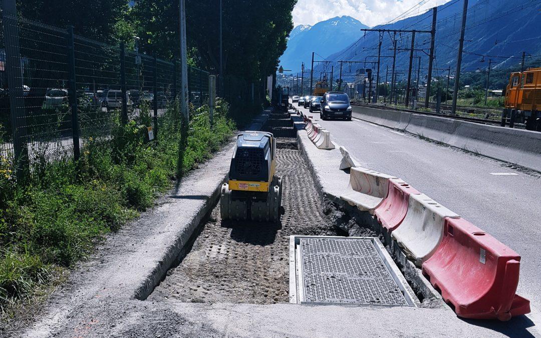 Travaux RD1006