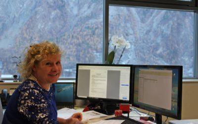 Interview de Muriel Paraz – Responsable administrative et financière