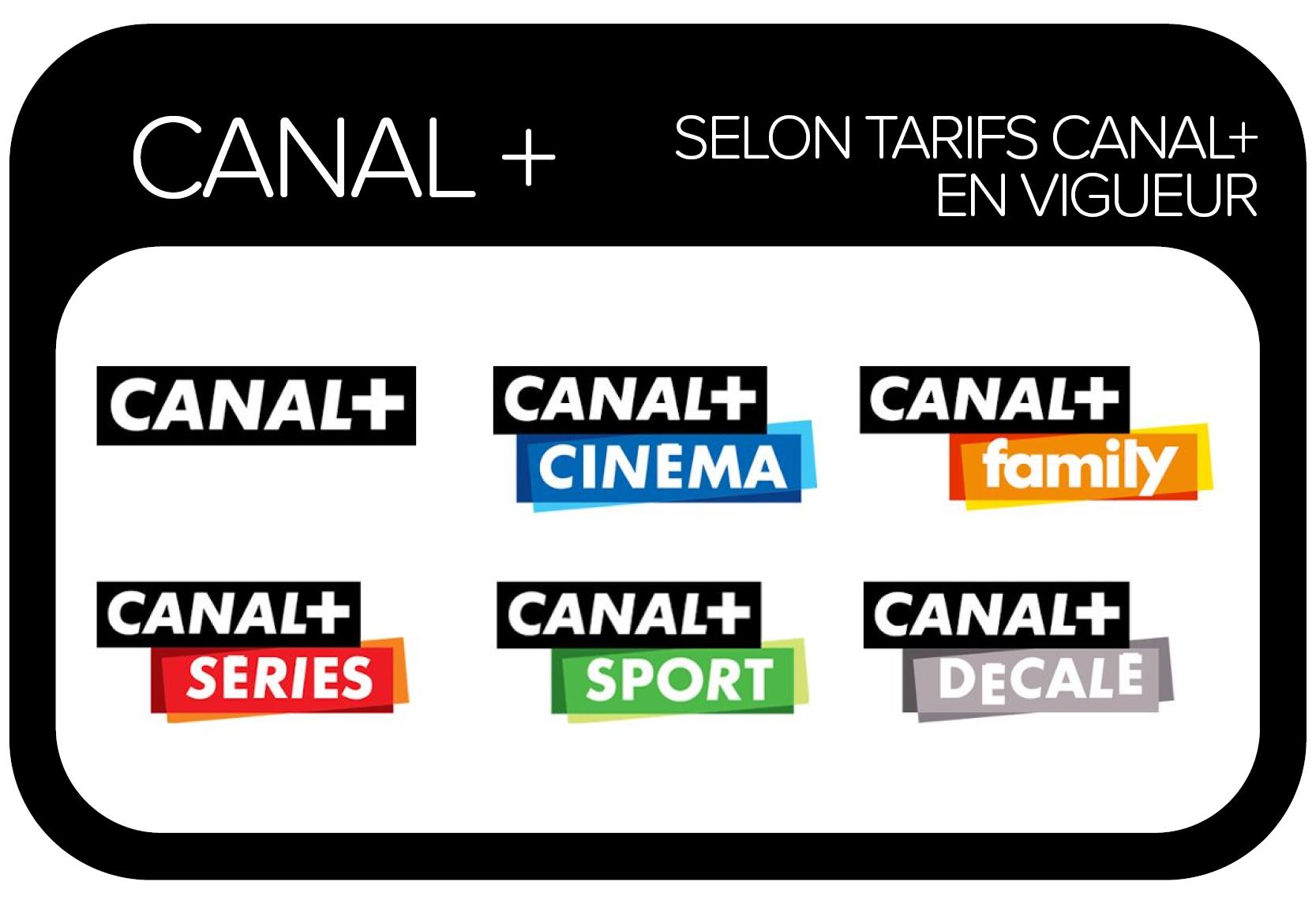 pack thématique canal + tv cable offre soréa maurienne