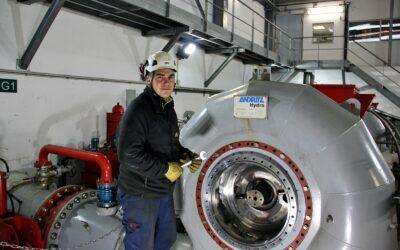 Interview de Yannick Pellegrini – Technicien d'exploitation production énergies renouvelables