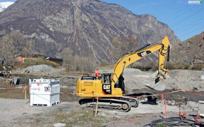 [Vidéo] Démarrage des travaux du Poste source de Saint-Jean-de-Maurienne