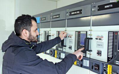 Interview de Rémi Lagache technicien du contrôle électrique