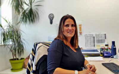 Interview de Muriel Jeacomine